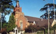St John the Evangelist Anglican Church of Australia