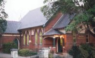 Wahroonga Presbyterian Church