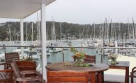 The Royal Prince Alfred Yacht Club