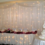 Fairylight Curtains & Ceiling Drapery