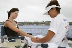 Massage Afloat