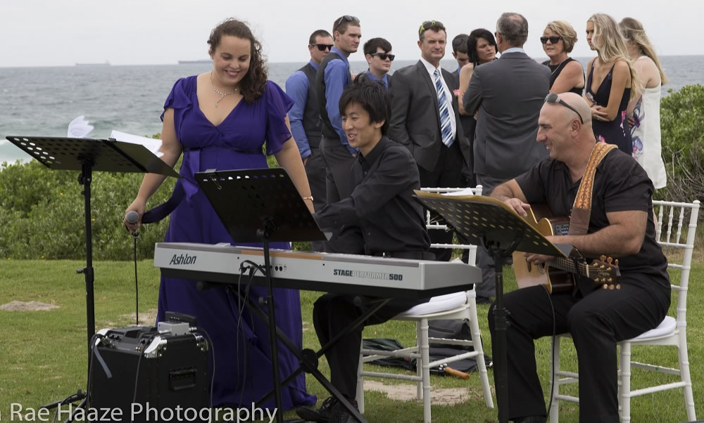 Live music for your wedding ceremony