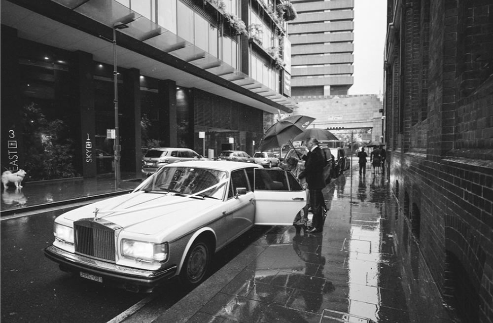 Read more about the article Stunning Classic Sydney Wedding Cars