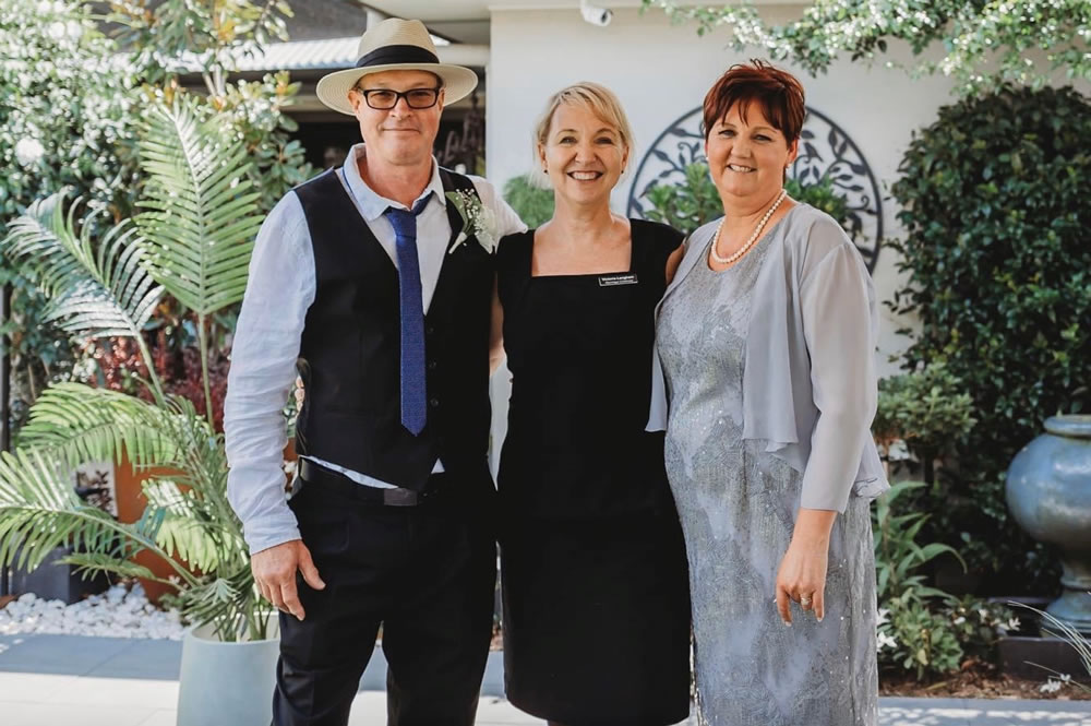 Hunter Valley Wedding Celebrant
